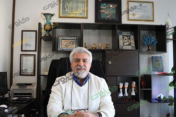 دکتر حبیب اله شمس کایروپرکتیک