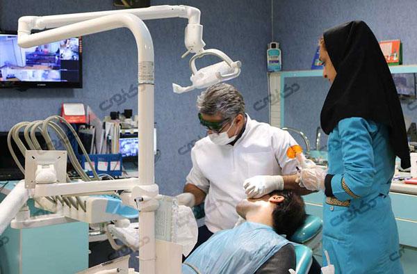 دکتر علیرضا حسینی دندانپزشک درگوهردشت