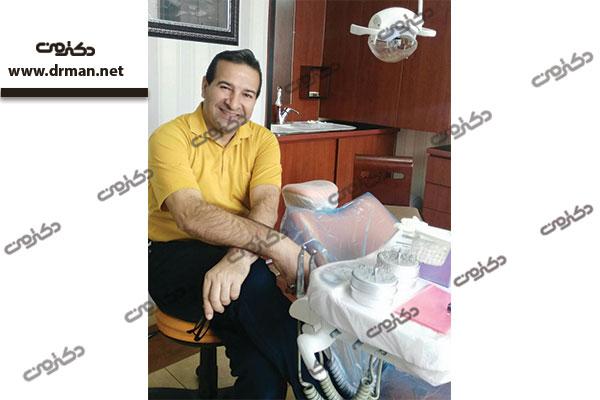 دکتر راحب یزدانپور دندانپزشک